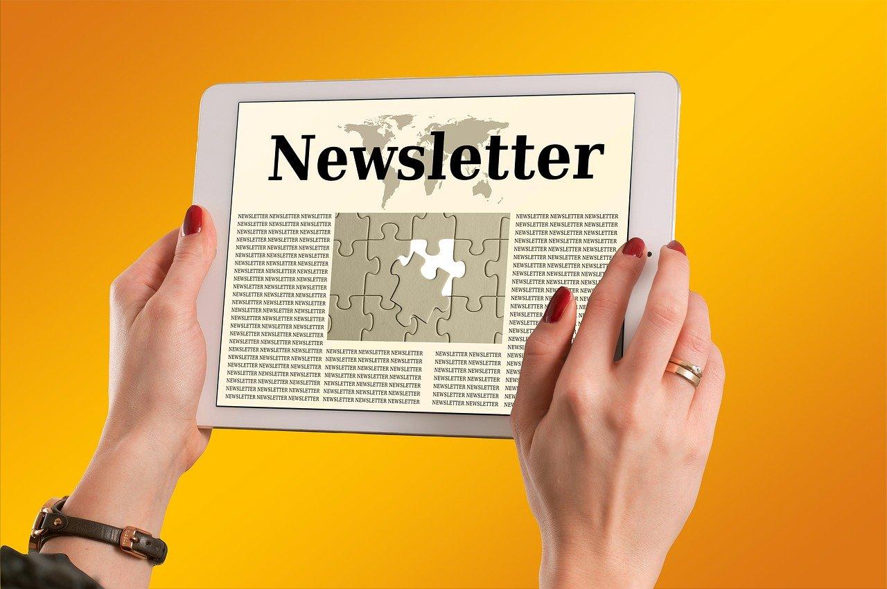 newsletter-2123473_1280