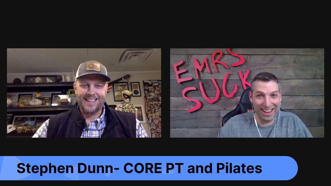 Stephen Dunn- Core And Pilates