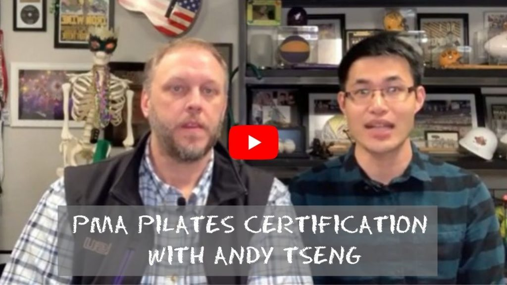 pma pilates certification with andy tseng pilates for pts